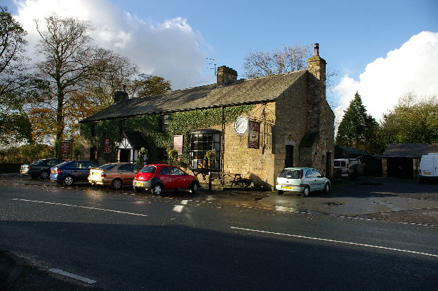 Derby Arms, Thornley-with-Wheatley