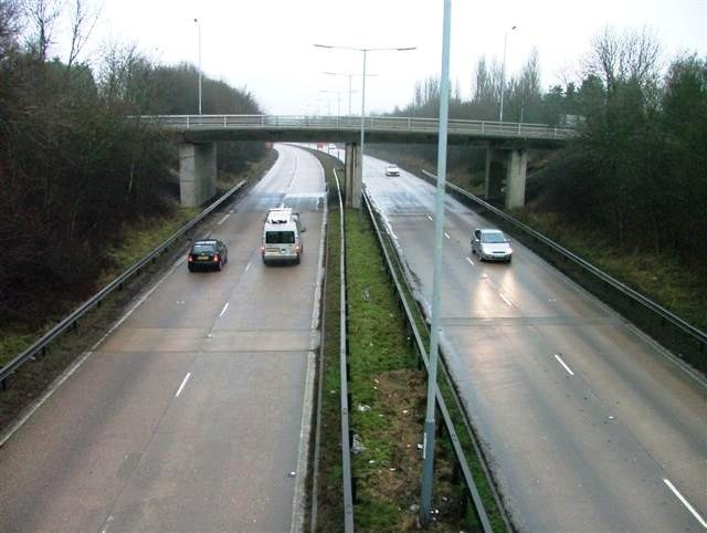 Bridge Over A46(T)