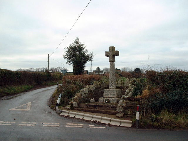 Cross at Pict's Cross