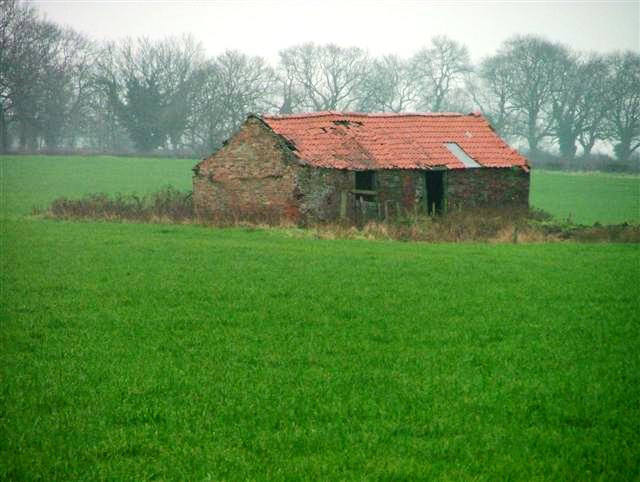 Barn, Near Dell Farm