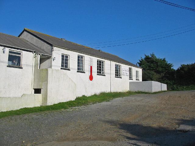 Crackington Institute Crackington Cornwall