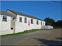 SX1595 : Crackington Institute Crackington Cornwall by Clive Perrin