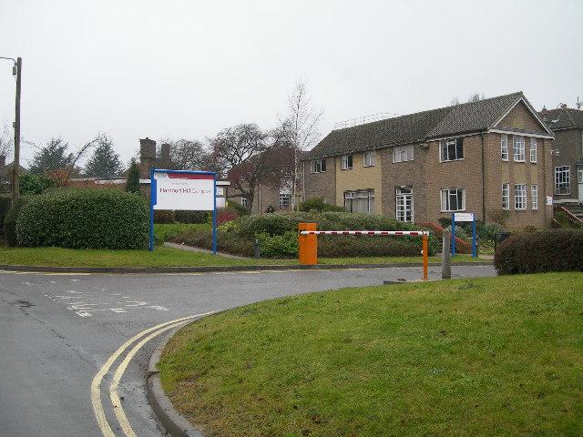 Harcourt Hill Campus