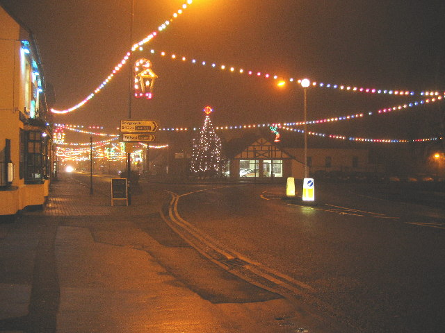 Shifnal Christmas Lights