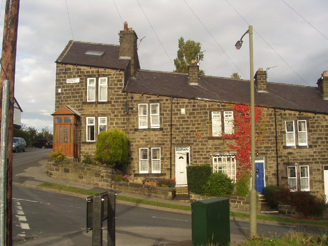 Woodbine Terrace, Wood Lane, Horsforth
