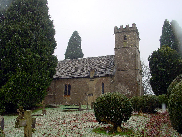 Edgeworth Parish Church