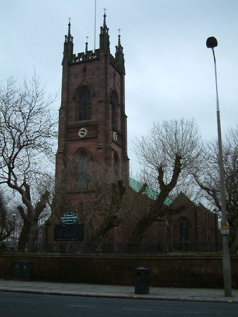 Walton Parish Church