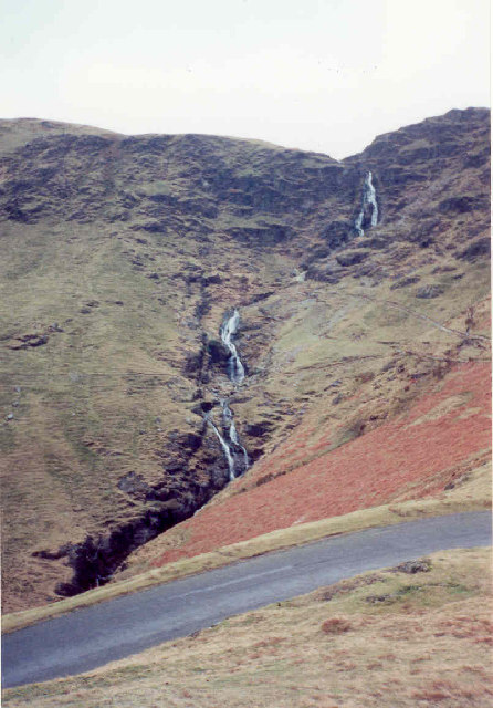 Grey Mare's Tail, Nr. Moffat