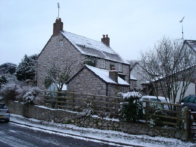 Llanferres cottage