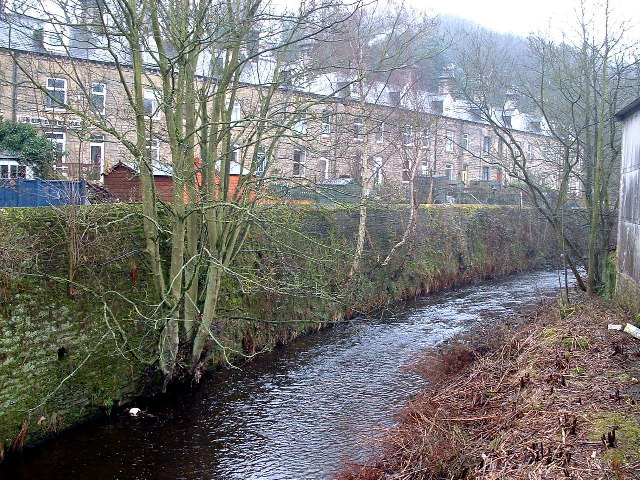 River Holme, Thongsbridge