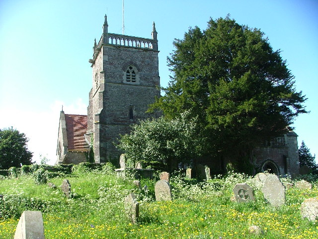 St Arildas Church, Oldbury on Severn
