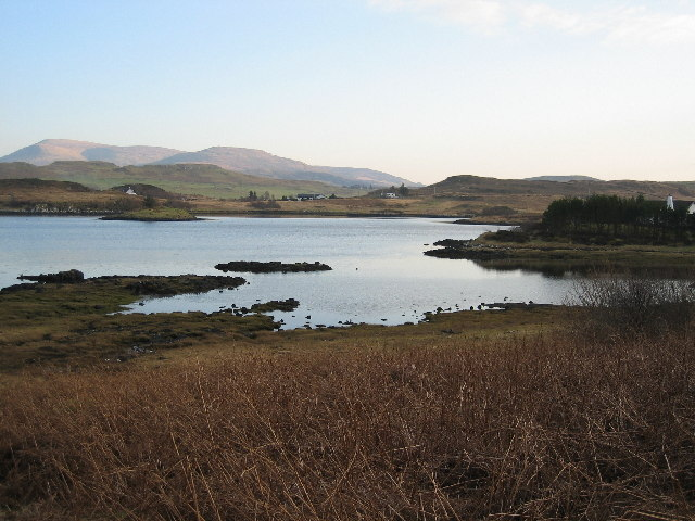 Loch Treaslane