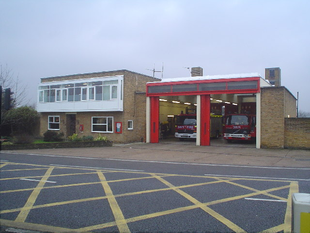Feltham Fire Station