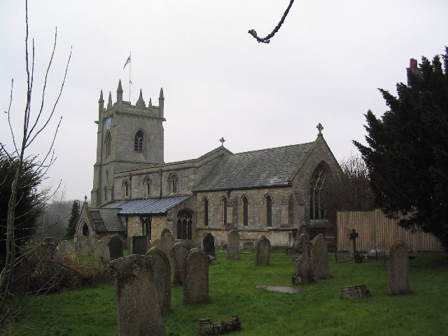 Church of St John the Baptist, Colsterworth