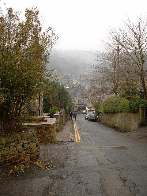 Cooper Lane, Holmfirth