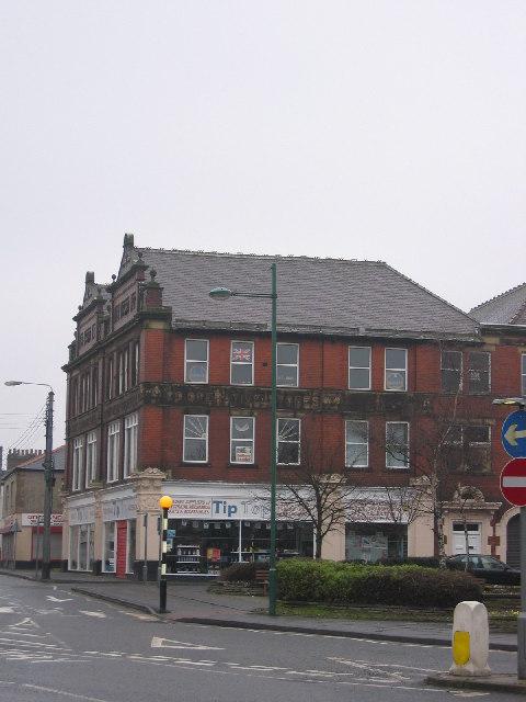 Old Co-Op Building