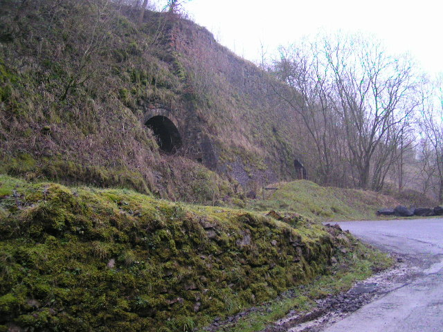 Quarry arches, Cunning Dale
