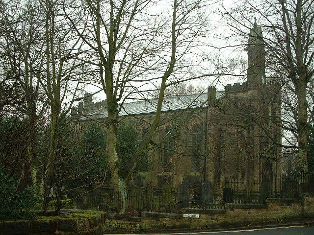 All Saints Church, Netherthong