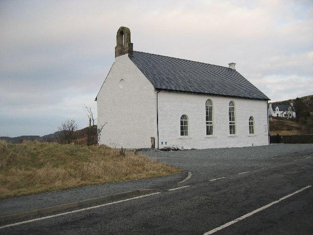 Arnisort Church