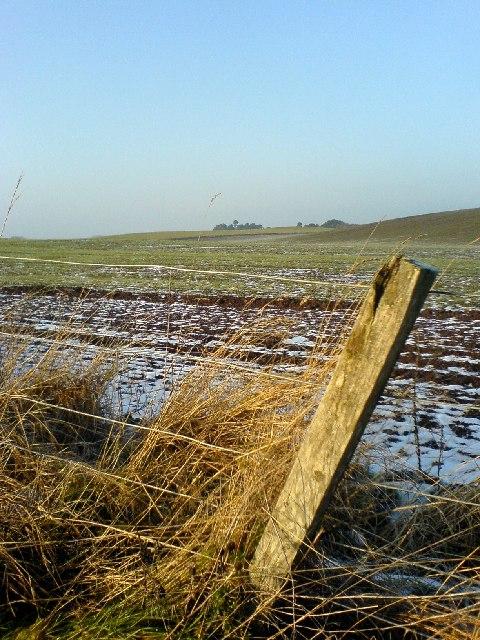 Fields above Mills of Earn