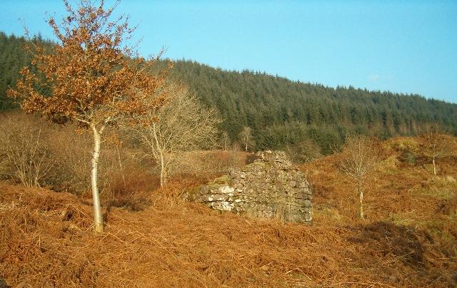 Ruin at Arinechtan