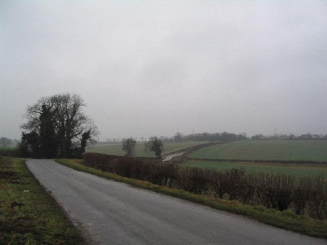 Road to Burton-le-Coggles