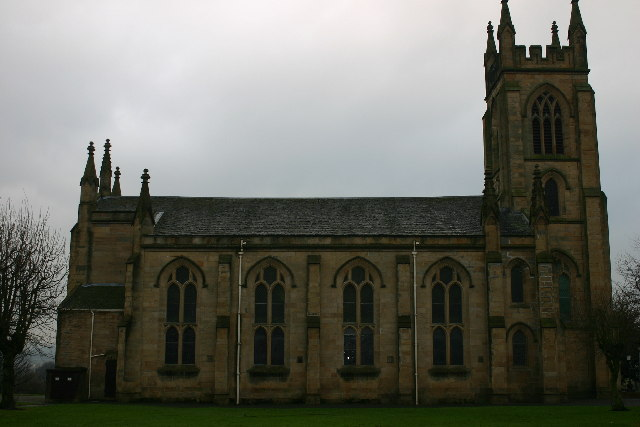 Larbert Old Church