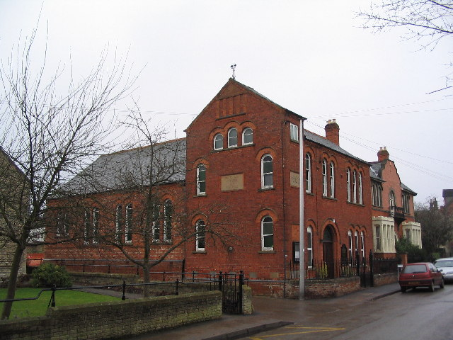 Methodist Church, Corby Glen