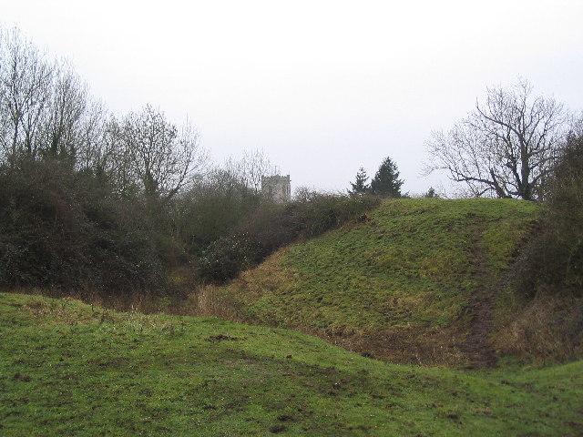 Motte, Corby Glen