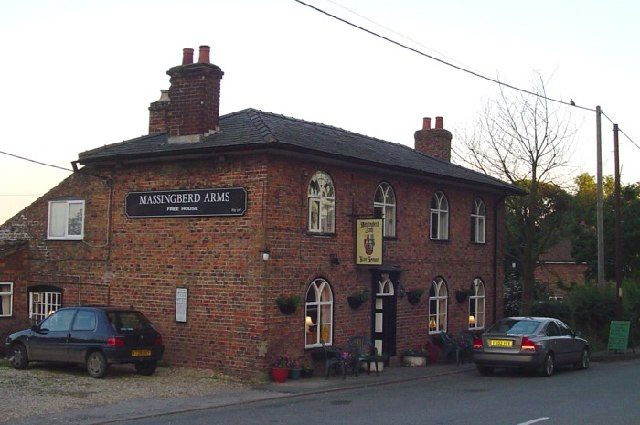 Massingberd Arms,   South Ormsby