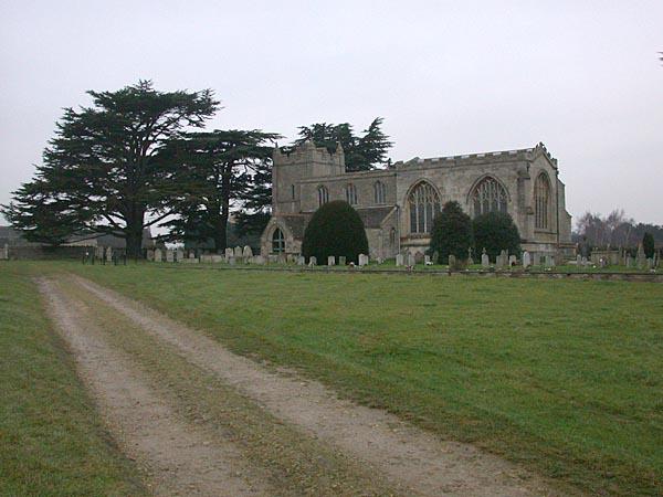 Marholm church