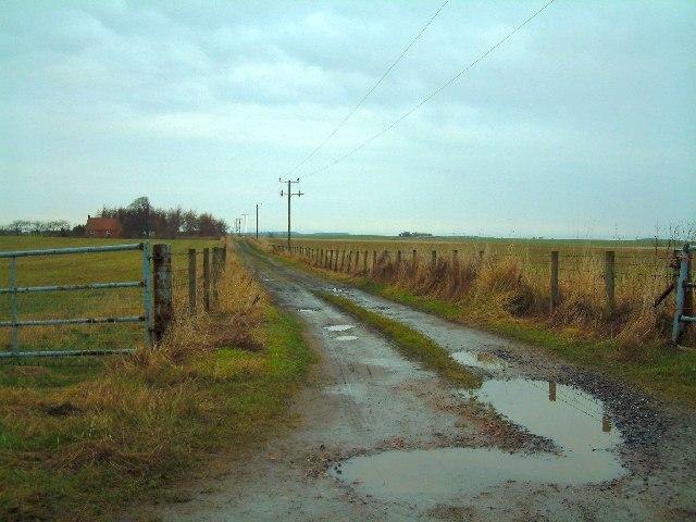 Whitehall farm road