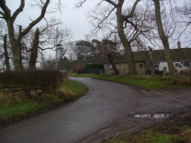 Middle Ord Hamlet & Farm