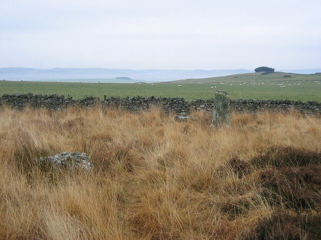Doddington stone circle.