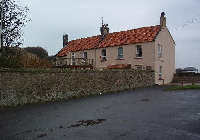 Pier House Berwick