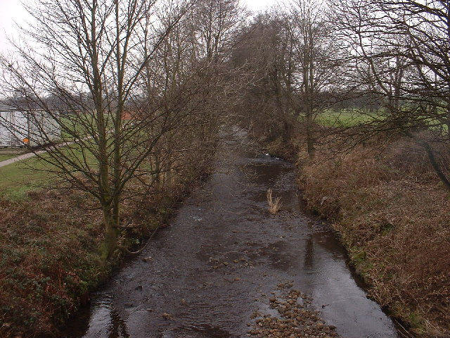 River Calder at Catterall