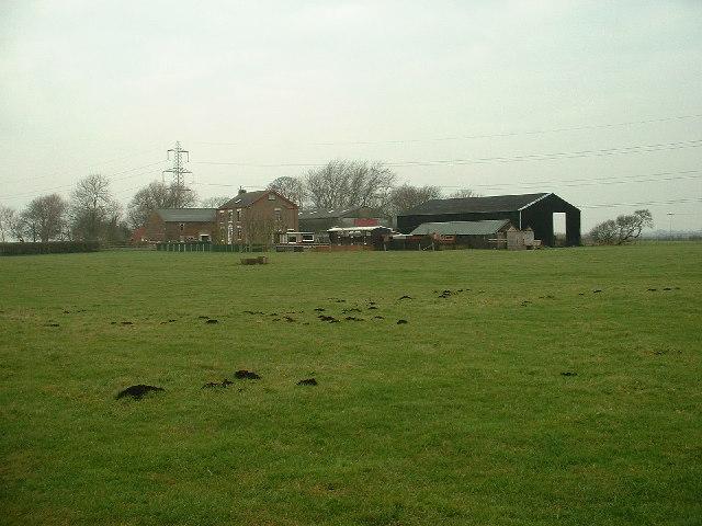 Ridgy Pool Farm, Out Rawcliffe