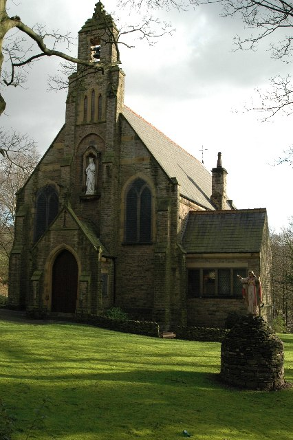 Church of the Immaculate Conception (RC), Broadbottom