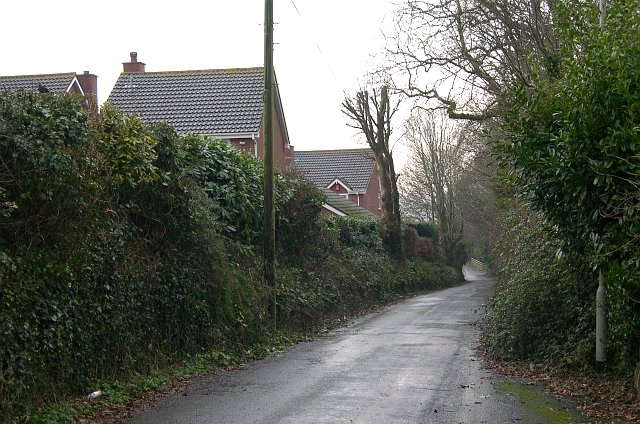 The Old Cornwood Road, Plympton