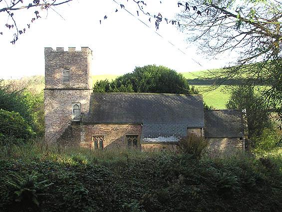 Elworthy church