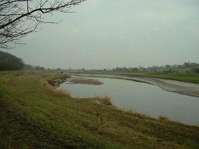 River Wyre, near Little Eccleston