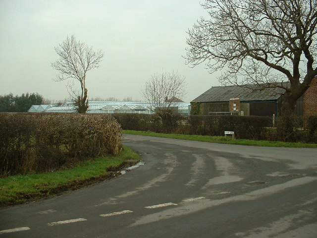 Cutts Lane, Hambleton