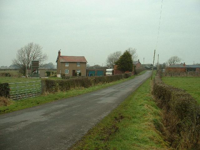 Country Lane, Hambleton