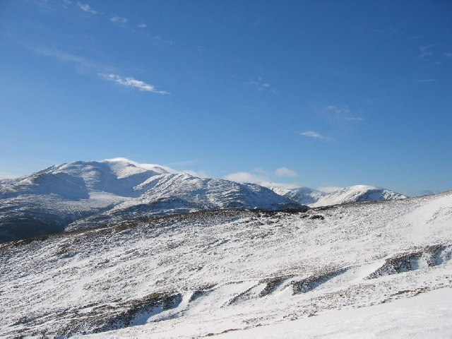 Meall Garbh  (Lawers group)