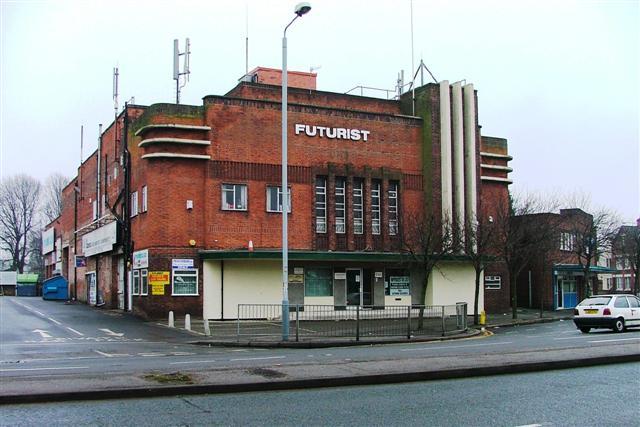 Former Futurist Cinema