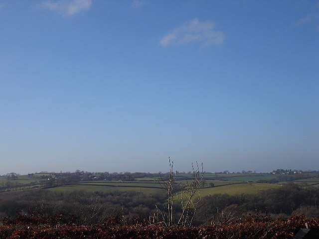 View towards Bransgrove
