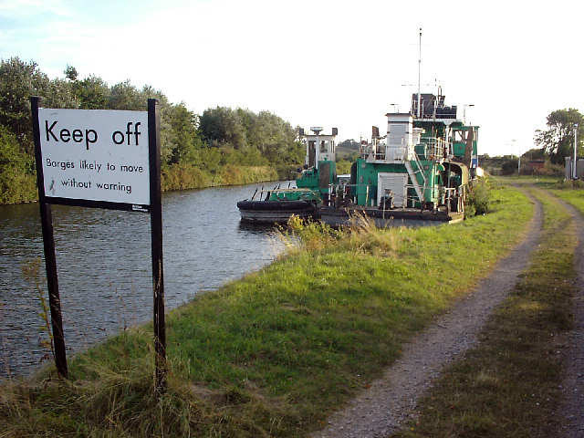 Purton Dredger Station