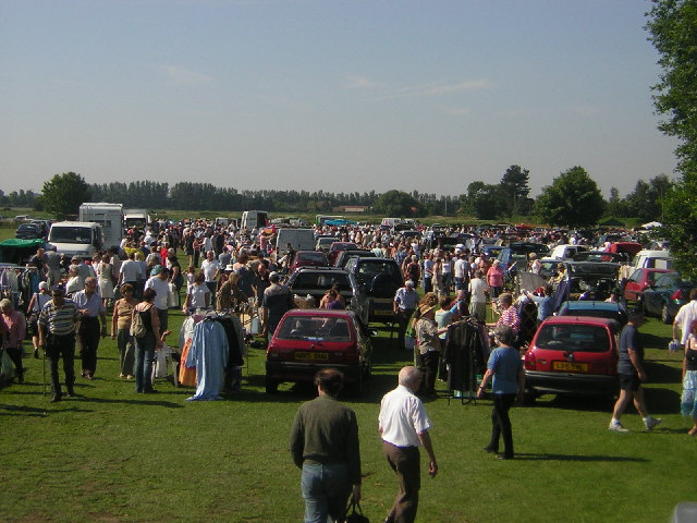Harby car-boot sale