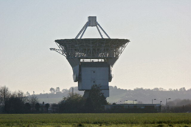 Chilbolton Radio Telescope