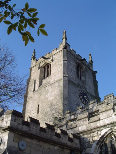 Wistow church